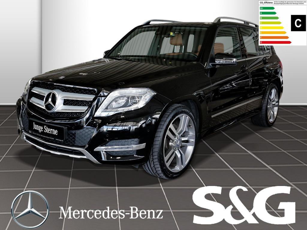 Mercedes-Benz GLK 350 CDI 4MATIC PanoDach/COMAND/Sitzhzg/Parkt, Jahr 2013, Diesel