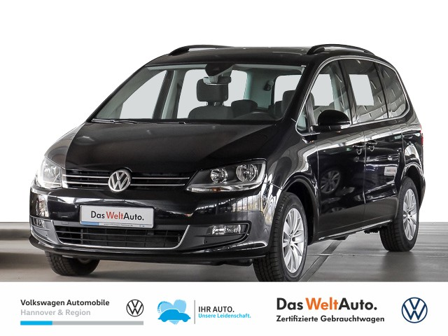 Volkswagen Sharan 1.4 TSI Comfortline 7-Sitzer Navi BlindSpot, Jahr 2020, Benzin