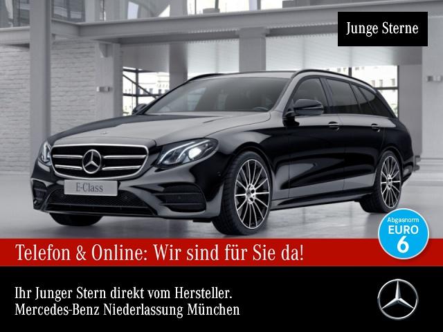 Mercedes-Benz E 350 d T AMG Fahrass Distr. COMAND LED Night PTS, Jahr 2017, Diesel