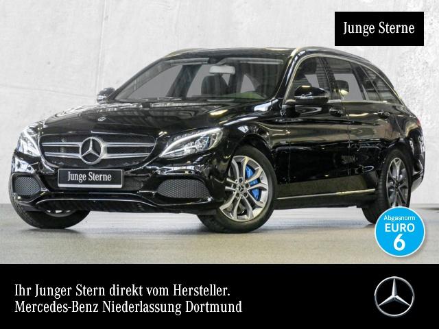 Mercedes-Benz C 350 e T Avantgarde Airmat LED Kamera Navi PTS, Jahr 2017, Hybrid