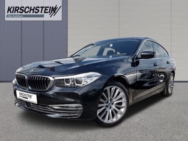 BMW 630 Gran Turismo i LED Navi Leder Park-Assistent Kamera, Jahr 2019, Benzin