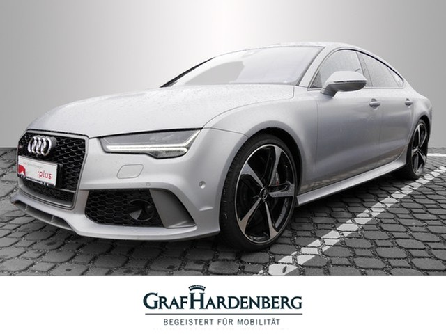 Audi RS7 SB 4.0 TFSI quattro performance Bang&Olufsen, Jahr 2016, Benzin