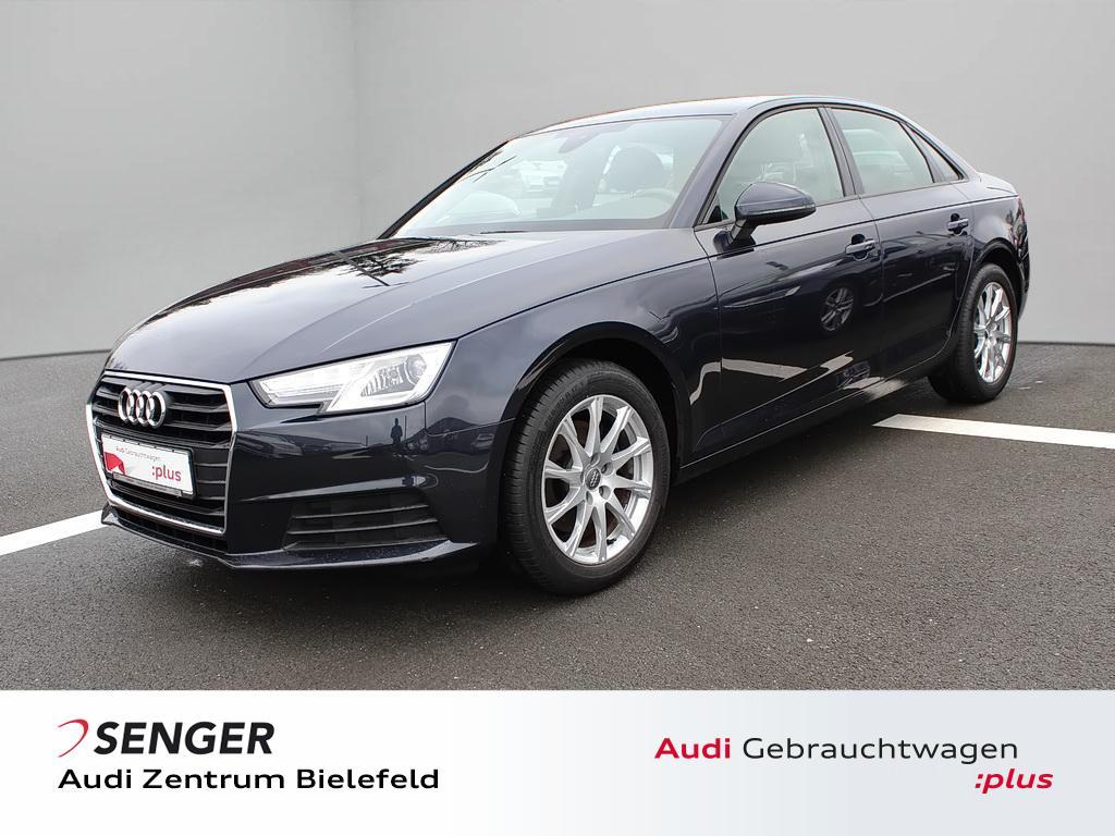 Audi A4 Limousine 2.0 TDI VC Navi Sitzheizung Xenon, Jahr 2018, Diesel