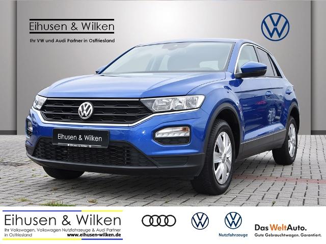 Volkswagen T-ROC 1.0*TSI*KLIMA*MFL*MAL*MFA*BT*, Jahr 2018, Benzin