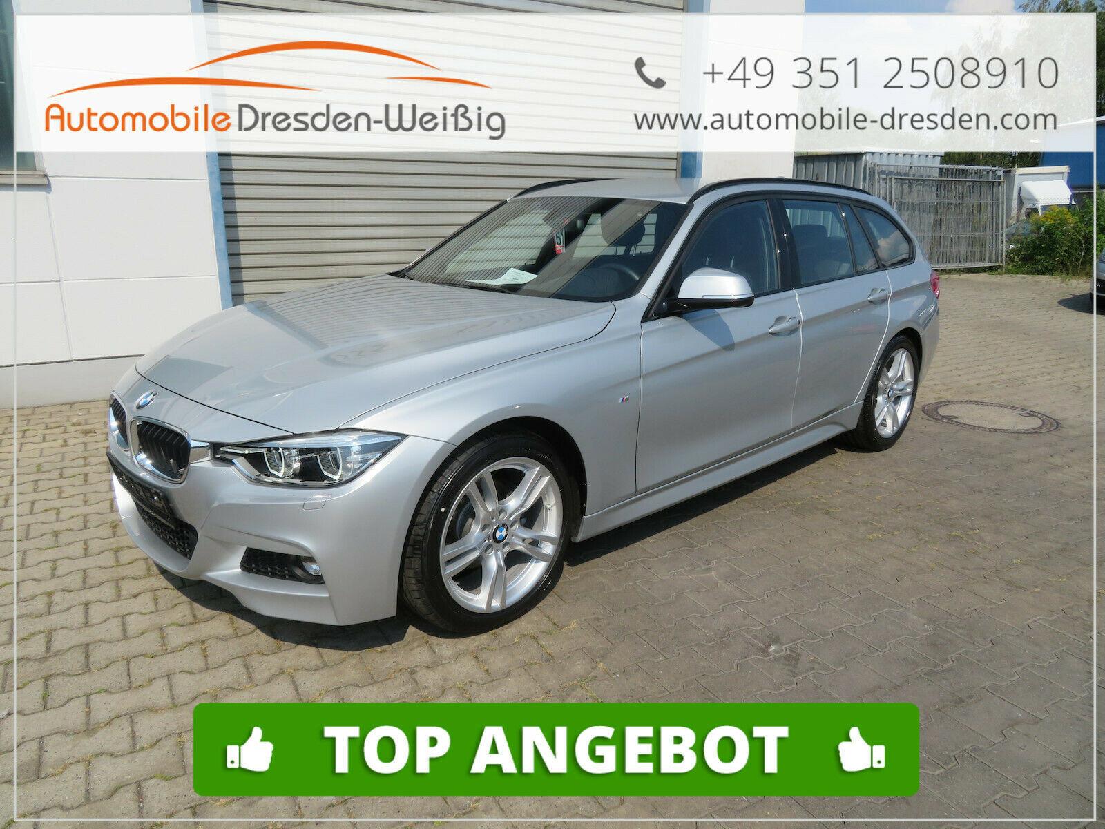 BMW 320 iA M Sport*voll LED*Navi*Hifi*Leder*EU6 d Te, Jahr 2018, Benzin