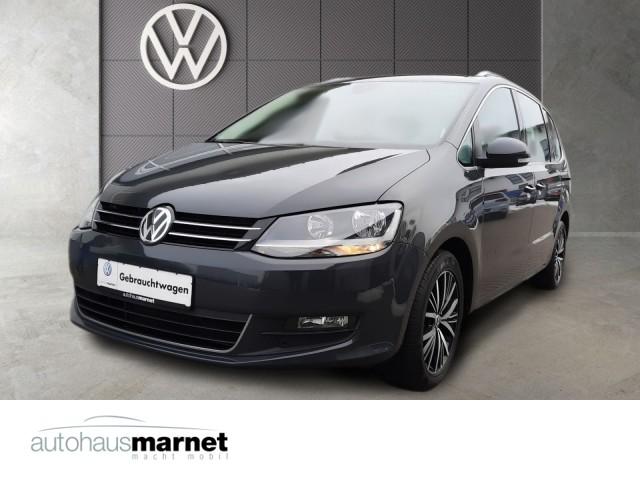 "Volkswagen Sharan 2.0 TDI Comfortline ""Allstar"" Navi Sportfahrwerk, Jahr 2016, diesel"