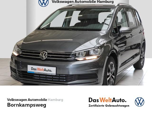 Volkswagen Touran 1.5 TSI United NAVI/CLIMATRONIC/SITZHZG, Jahr 2020, Benzin