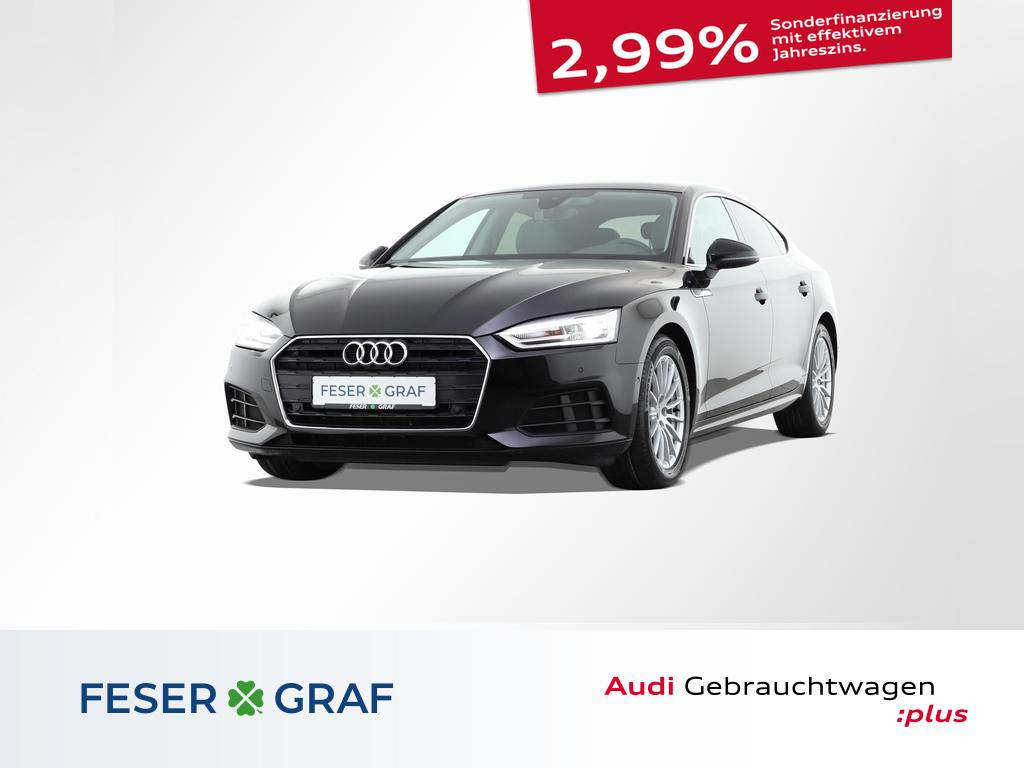 Audi A5 Sportback 2.0 TDI Navi/Tempomat/Sitzhzg./17`, Jahr 2018, Diesel