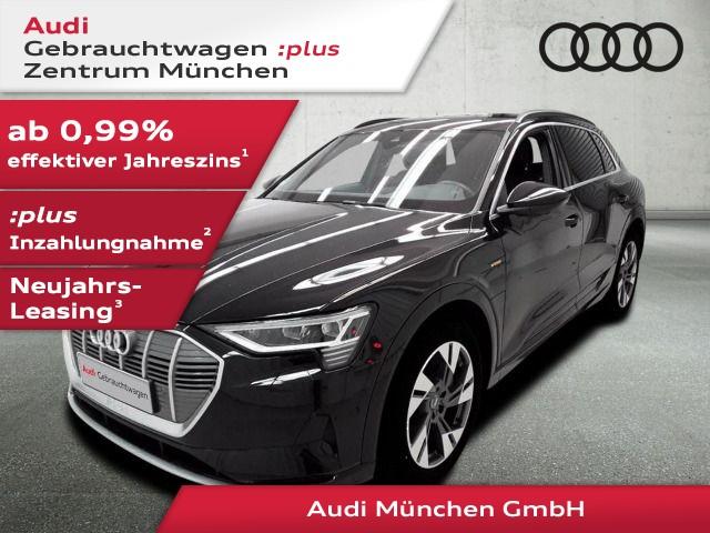 "Audi e-tron 55 qu. advanced ACC/20""Zoll/Kameras/Luftfed, Jahr 2019, electric"