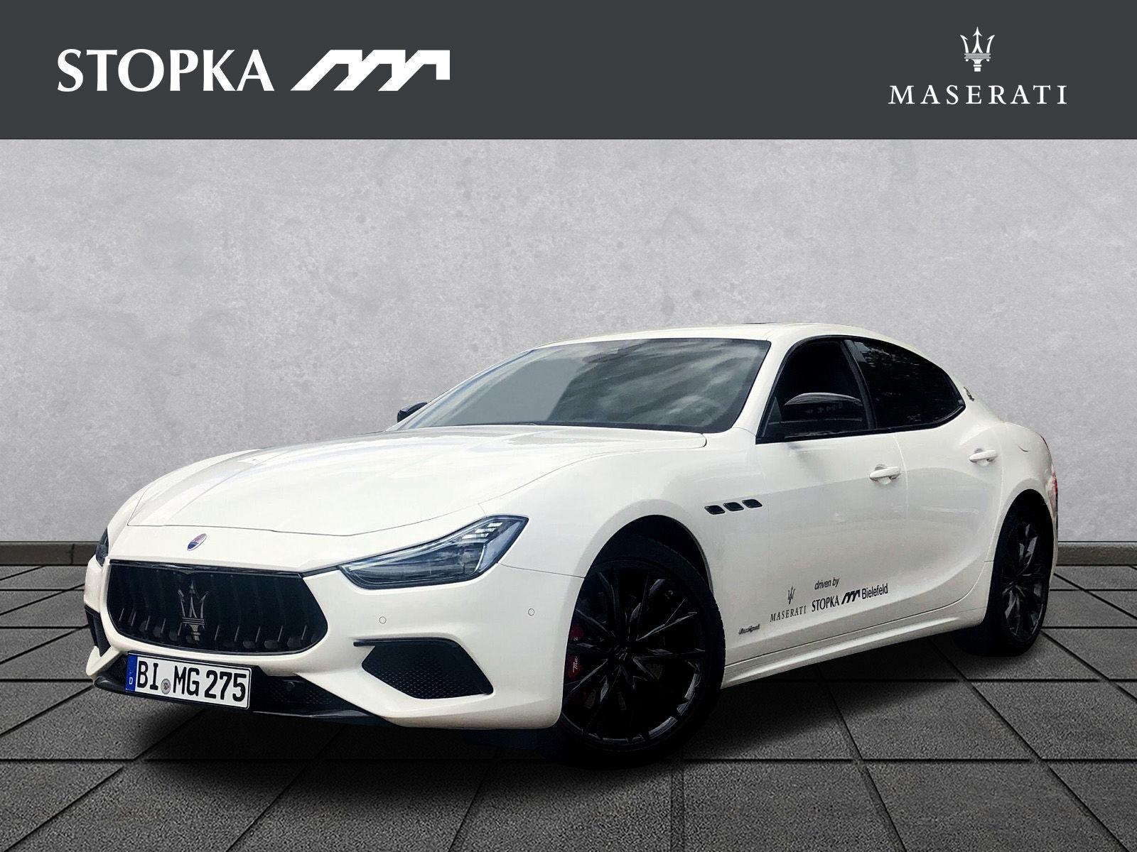 Maserati Ghibli Diesel GranSport*UPE 96.770*ACC*360°*LED, Jahr 2019, Diesel