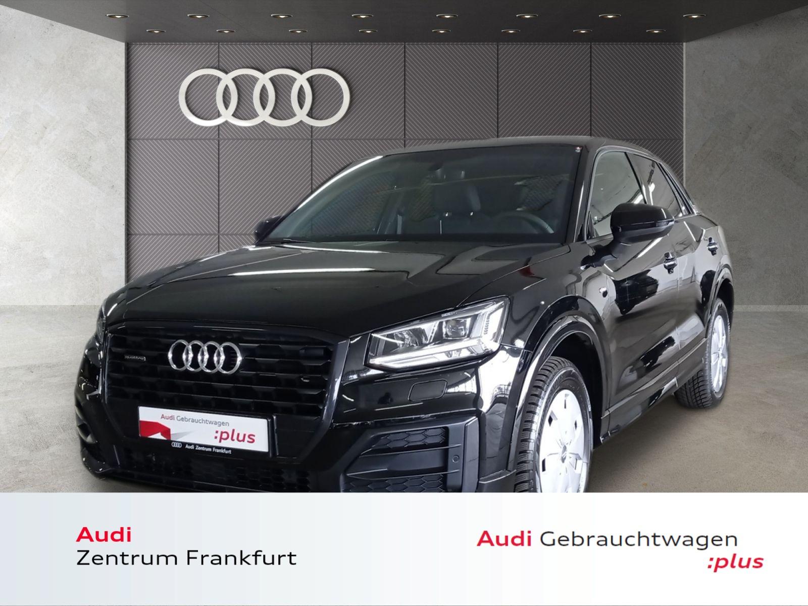 Audi Q2 40 TFSI quattro S tronic S line LED Navi B&O DAB, Jahr 2019, Benzin