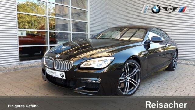 BMW 650i A Coupé M-Sport,NaviPro,HUD,LED,ACC,RüKa,TV, Jahr 2017, Benzin