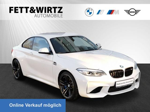 BMW M2 Coupe *M Drivers Package* M DKG LED NaviProf., Jahr 2017, Benzin