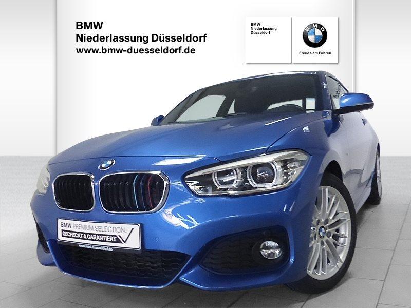 BMW 120i 3-Türer M Sportpaket, Jahr 2017, Benzin