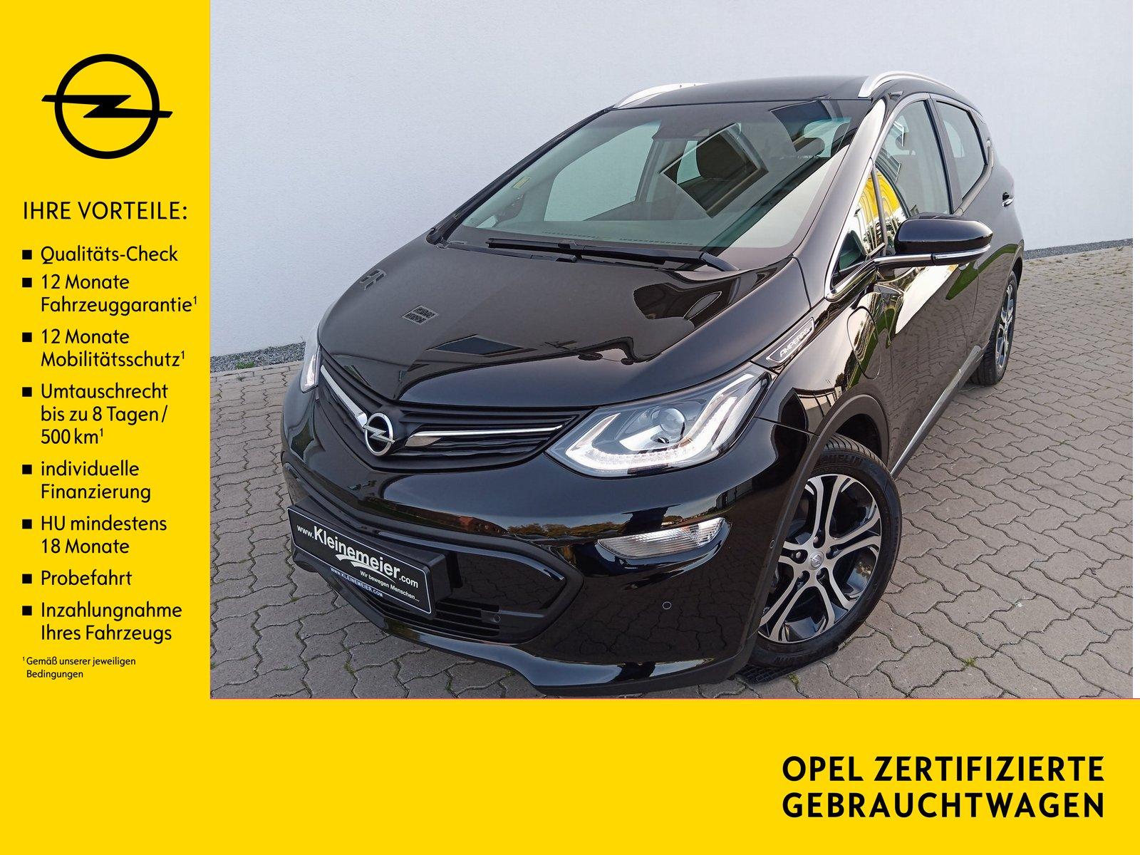 Opel Ampera-e-Elektro drive*Xenon*SZH*Leder*CarPlay*, Jahr 2019, Elektro