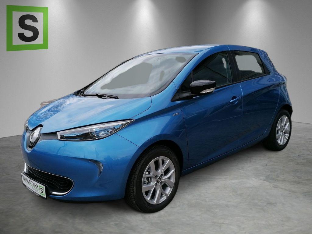 Renault ZOE (ohne Batterie) 41 kwh Life mit LIMITED Paket 4016, Jahr 2020, Elektro