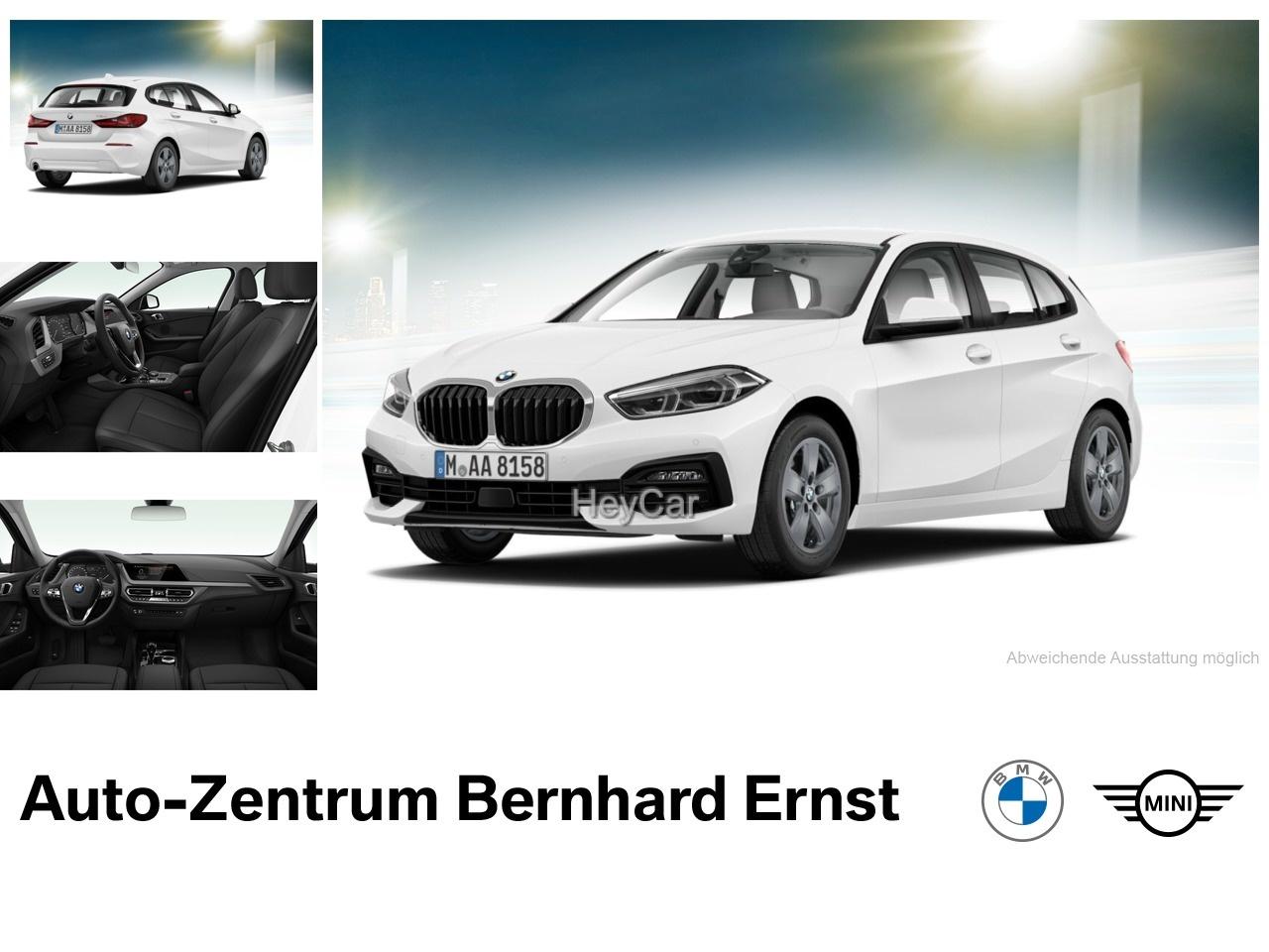BMW 116d Advantage Klimaaut. PDC Sitzhzg. Vorn, Jahr 2021, Diesel