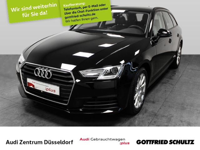 Audi A4 Avant 1.4 TFSI S-tronic, Jahr 2017, Benzin