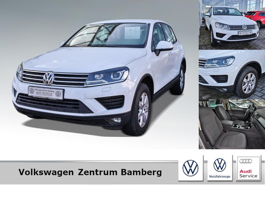 Volkswagen Touareg 3.0 V6 TDI Xenon Alu 17, Jahr 2016, Diesel