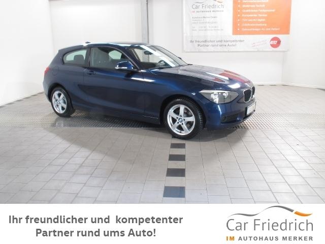 BMW 1er 116i, Jahr 2013, Benzin