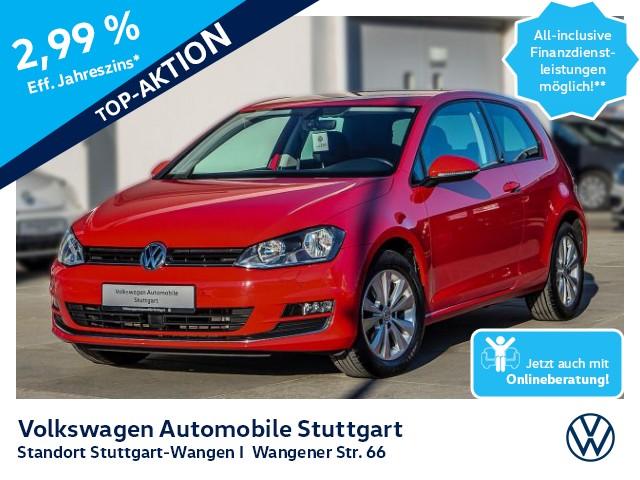 Volkswagen Golf VII 1.4 TSI Allstar Navi ACC, Jahr 2016, Benzin