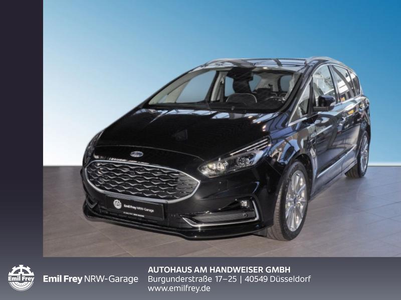 Ford S-Max 2.0 EcoBlue Bi-Turbo Aut. VIGNALE, Jahr 2020, Diesel