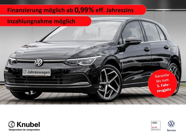 Volkswagen Golf VIII Style 2.0 TDI DSG*AHK*18 Zoll*ACC*NavP, Jahr 2020, Diesel