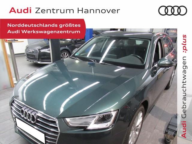 Audi A4 Avant 1.4 TFSI Design virtual Navi Xenon, Jahr 2017, Benzin