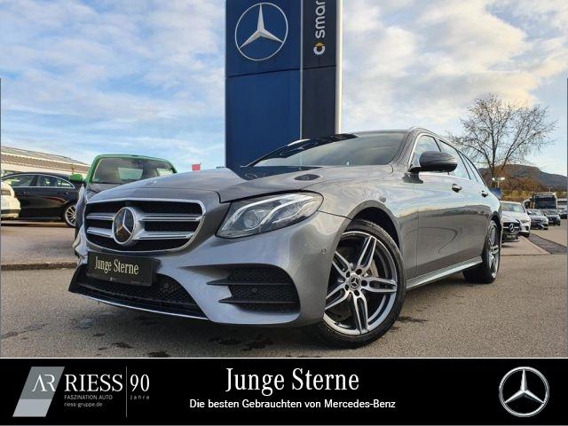 Mercedes-Benz E 450 4M T AMG Pano Comand 360 DISTRONIC Leder, Jahr 2019, Benzin