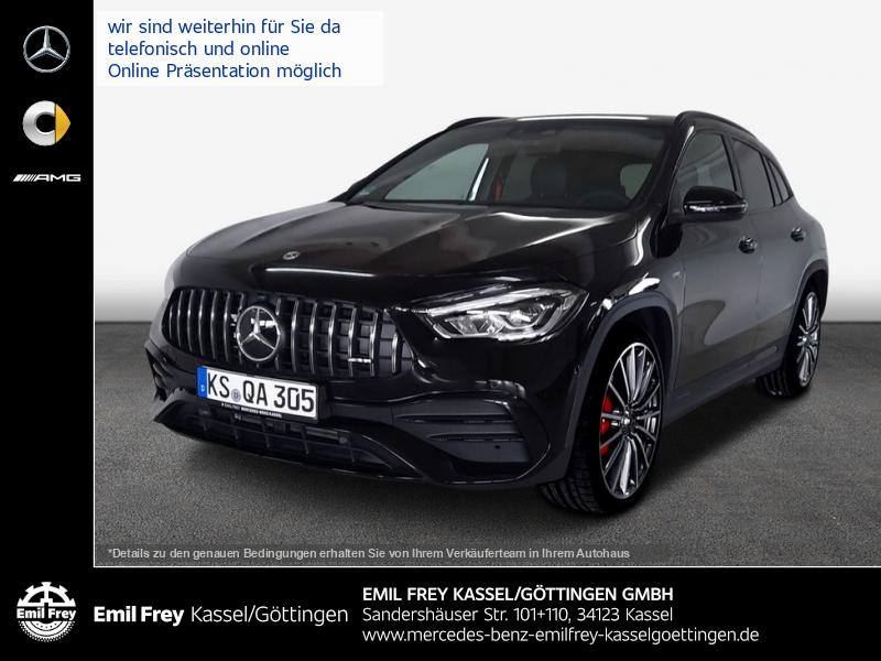 Mercedes-Benz AMG GLA 35 4Matic AMG Speedshift DCT 8G, Jahr 2021, Benzin