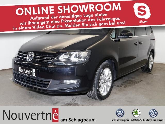 Volkswagen Sharan 2.0 TDI 4Motion + Navi + SHZ + PDC +, Jahr 2012, Diesel