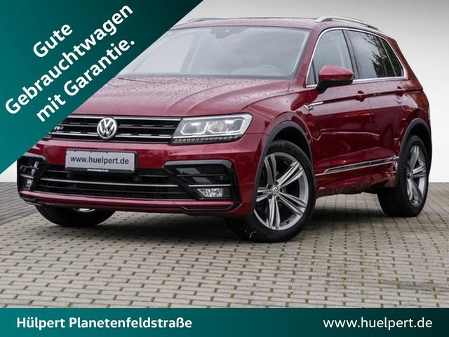 Volkswagen Tiguan 2.0TDI Highline R-Line LED NAVI ALU19 ACC, Jahr 2017, Diesel