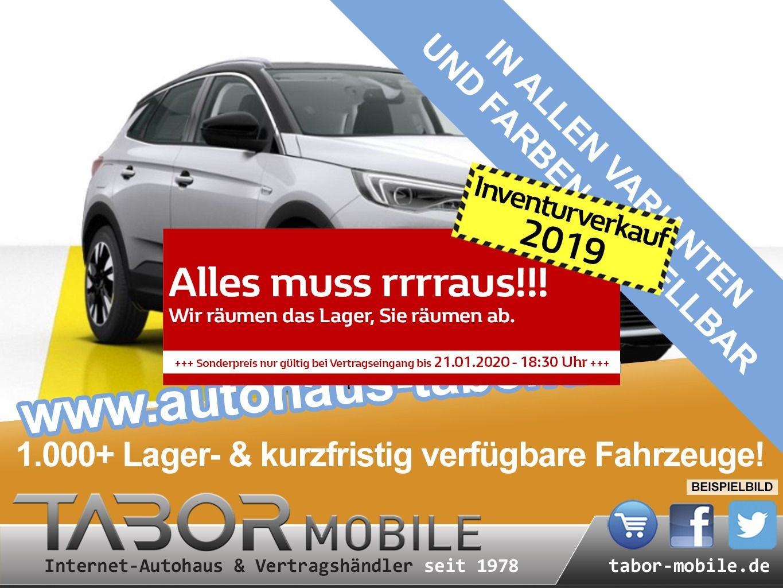 Opel Grandland X 1.2 Turbo 130 Enjoy 17Z PDC Tempomat, Jahr 2019, petrol