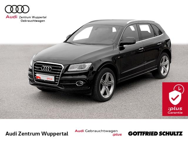 Audi Q5 3.0TDI quat. ACC AHK XEN PDC SHZ NAVI BT MUFU 2 Sport, Jahr 2016, Diesel