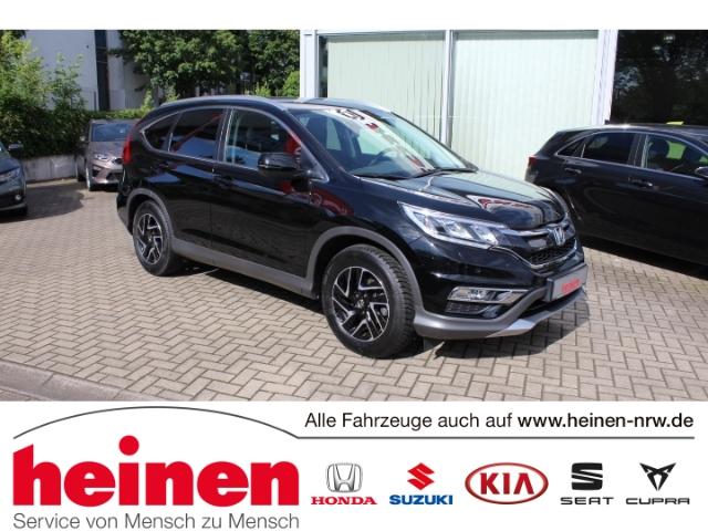 Honda CR-V Elegance 2WD 2.0 *NAVI/RÜCKFAHRKAMERA/AHK*, Jahr 2017, Benzin