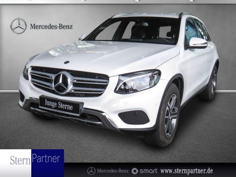 Mercedes-Benz GLC 220 d 4MATIC LED ILS+Navi+PDC+Sitzheizung, Jahr 2015, Diesel