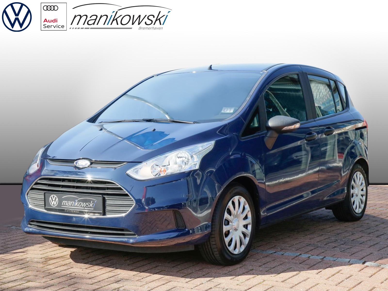 Ford B-Max 1.4 Duratec Ambiente, Jahr 2015, Benzin