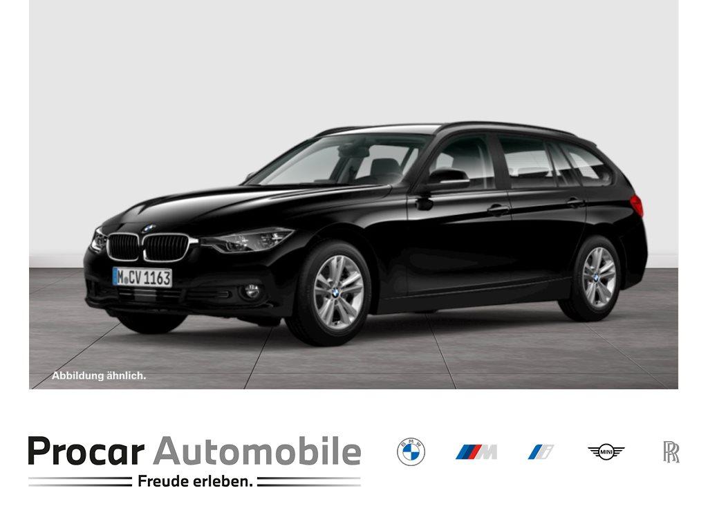 BMW 320d Touring Advantage Navi RFK ACC Klimaaut., Jahr 2018, Diesel