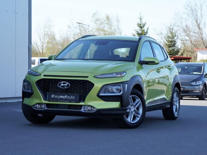Hyundai Kona 1.0 T-GDI Trend *BlindSpot*Klimaautom*R-Cam, Jahr 2019, Benzin