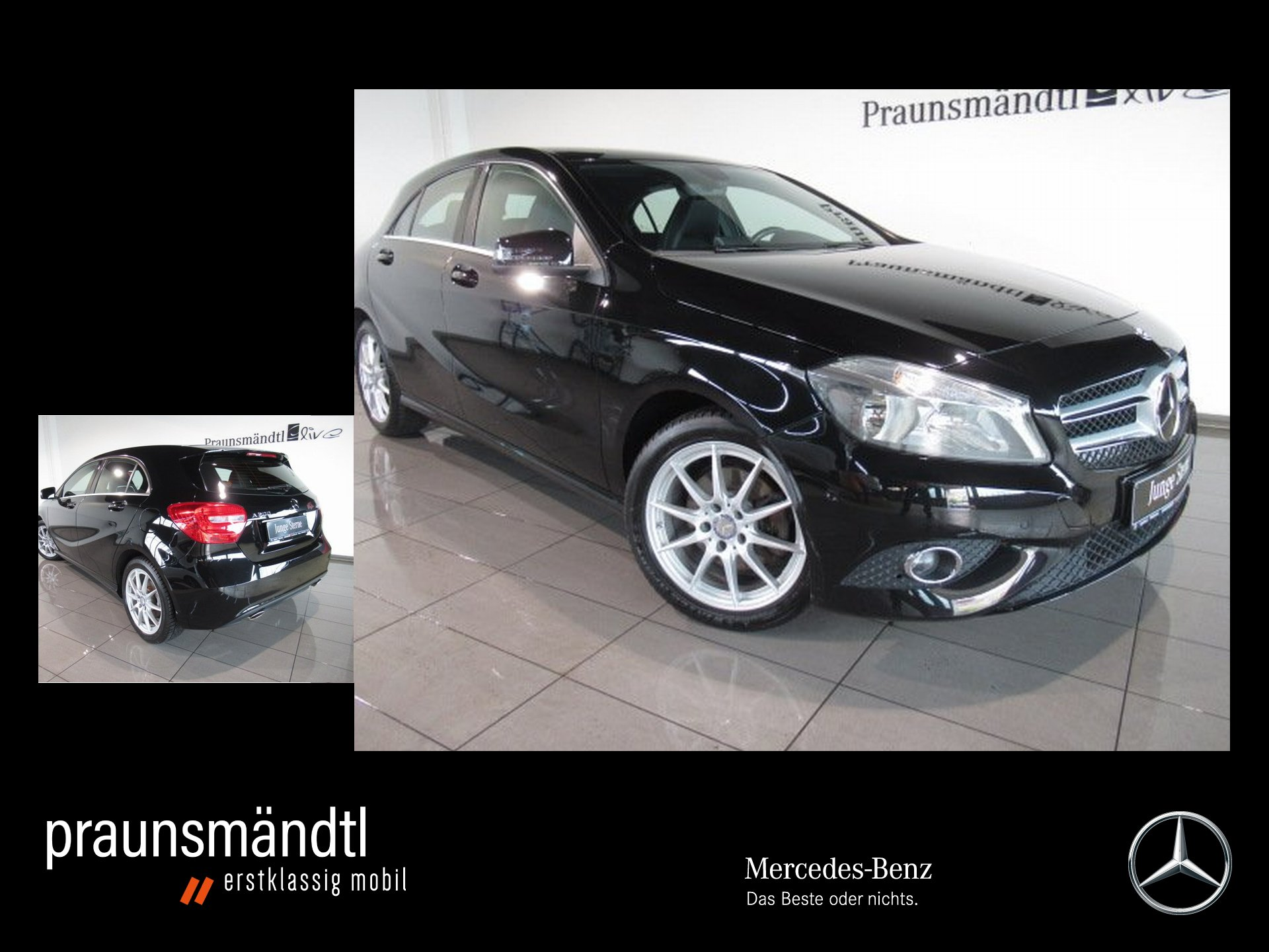Mercedes-Benz A 200 CDI Urban PTS/Navi/SHZ/LMR 10 Speichen/CD, Jahr 2015, Diesel