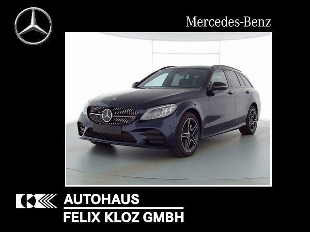 Mercedes-Benz C 300 de T AMG*BAFA*DISTRONIC*HUD*MultiBeam*360°, Jahr 2020, Hybrid_Diesel