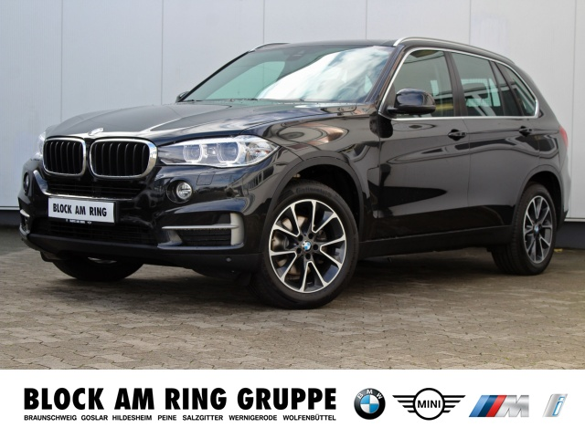 "BMW X5 xDrive30dA Xenon Kamera 19""LM Navi AHK SHZ PDC, Jahr 2016, diesel"