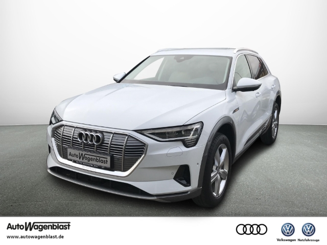 Audi e-tron 55 quattro B&O+SITZKLIMA+KAMERAS NP:98210, Jahr 2019, Elektro