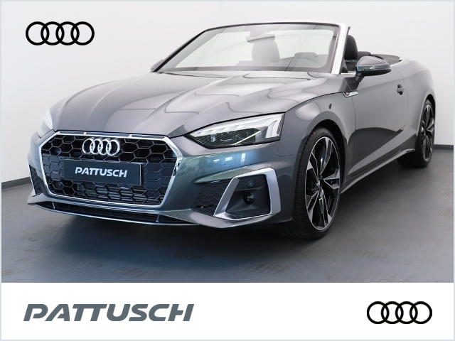 Audi A5 Cabrio S line 40TFSI 190PS S line 40 TFSI 190, Jahr 2020, Benzin