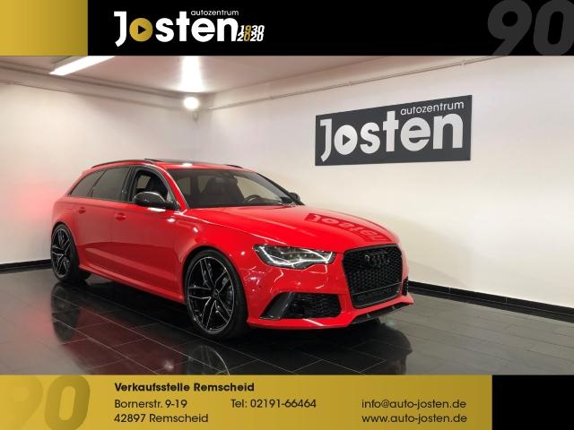 Audi RS6 Avant NachtSic. PANO HUD B&O TopV. SoftClose, Jahr 2013, Benzin