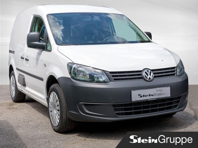 Volkswagen Caddy Kasten 1.6 TDI EcoProfi KLIMA RADIO Euro5 ZV, Jahr 2014, Diesel