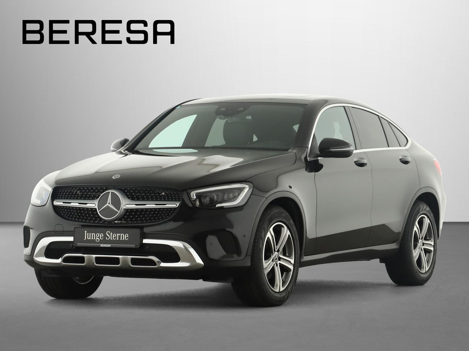 Mercedes-Benz GLC 200 4M Coupé Spur-P. AHK SHD Kamera LED, Jahr 2020, Benzin