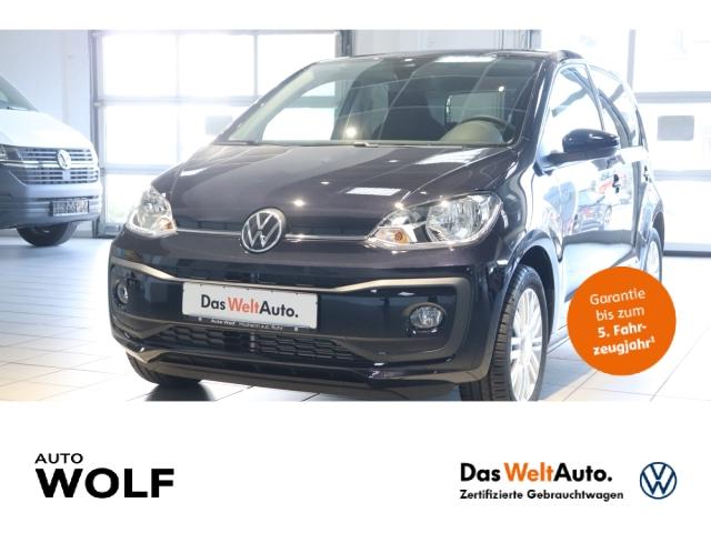 Volkswagen up! United 1.0 EU6d Rückfahrkam. LED-Tagfahrlicht Multif.Lenkrad RDC Klimaautom, Jahr 2021, Benzin