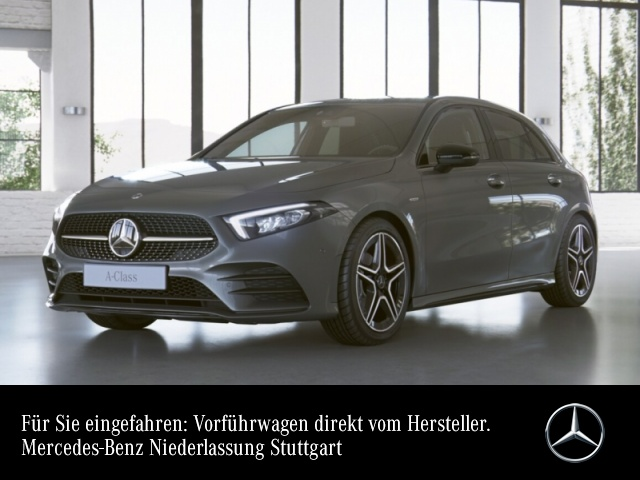 Mercedes-Benz A 180 EDITION 2020+AMG+Night+LED+Kamera+Totw+7G, Jahr 2021, Benzin
