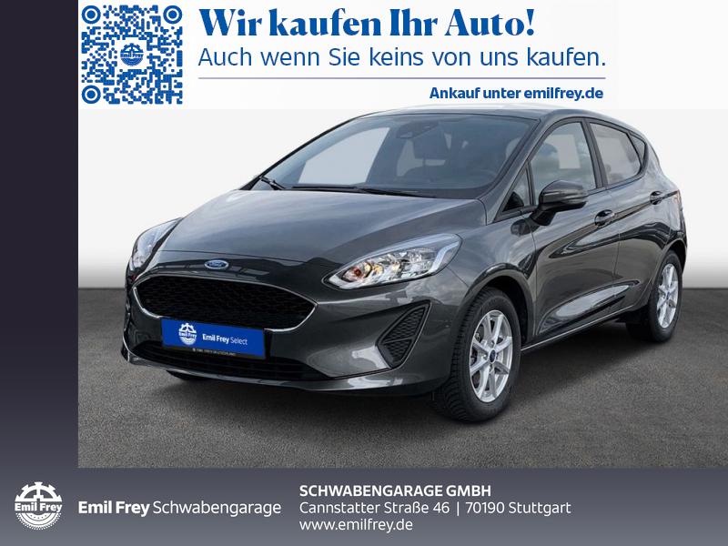 Ford Fiesta 1.1 S&S COOL&CONNECT, Jahr 2020, Benzin